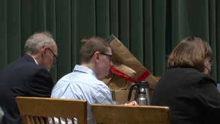Second day of testimony in trial for second double-murder suspect