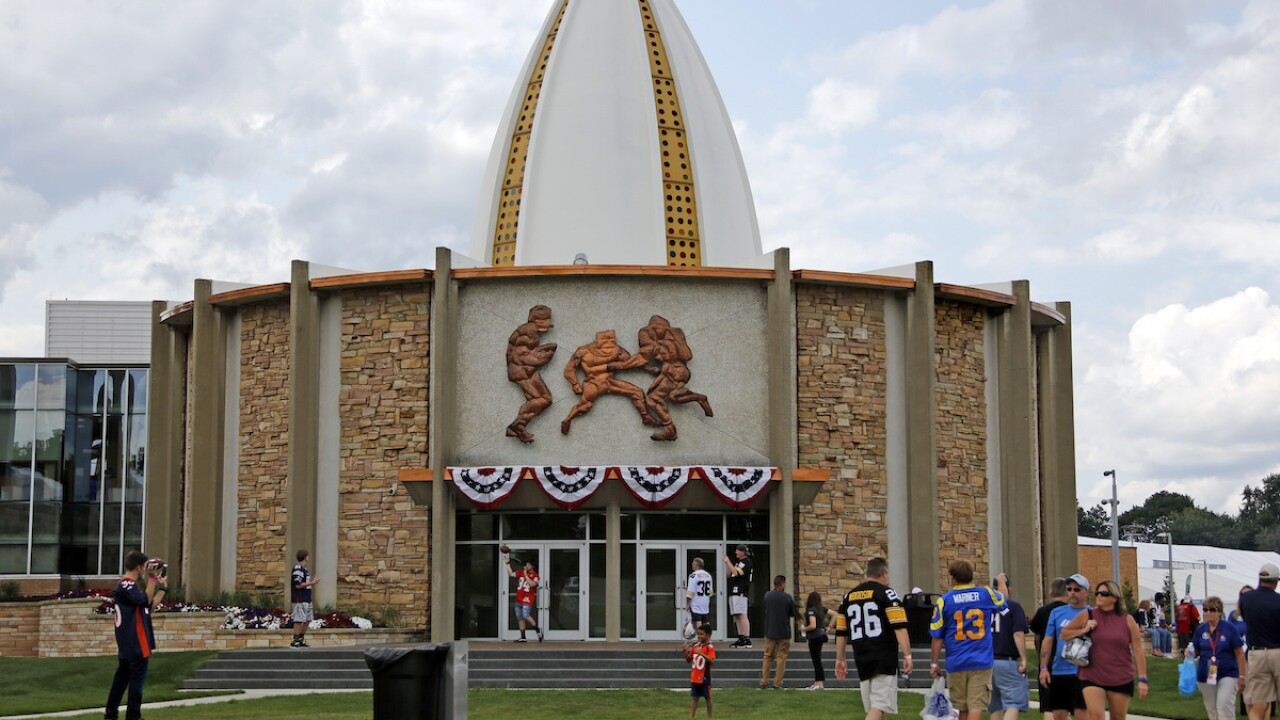 Pro Football Hall of Fame to reopen on Wednesday