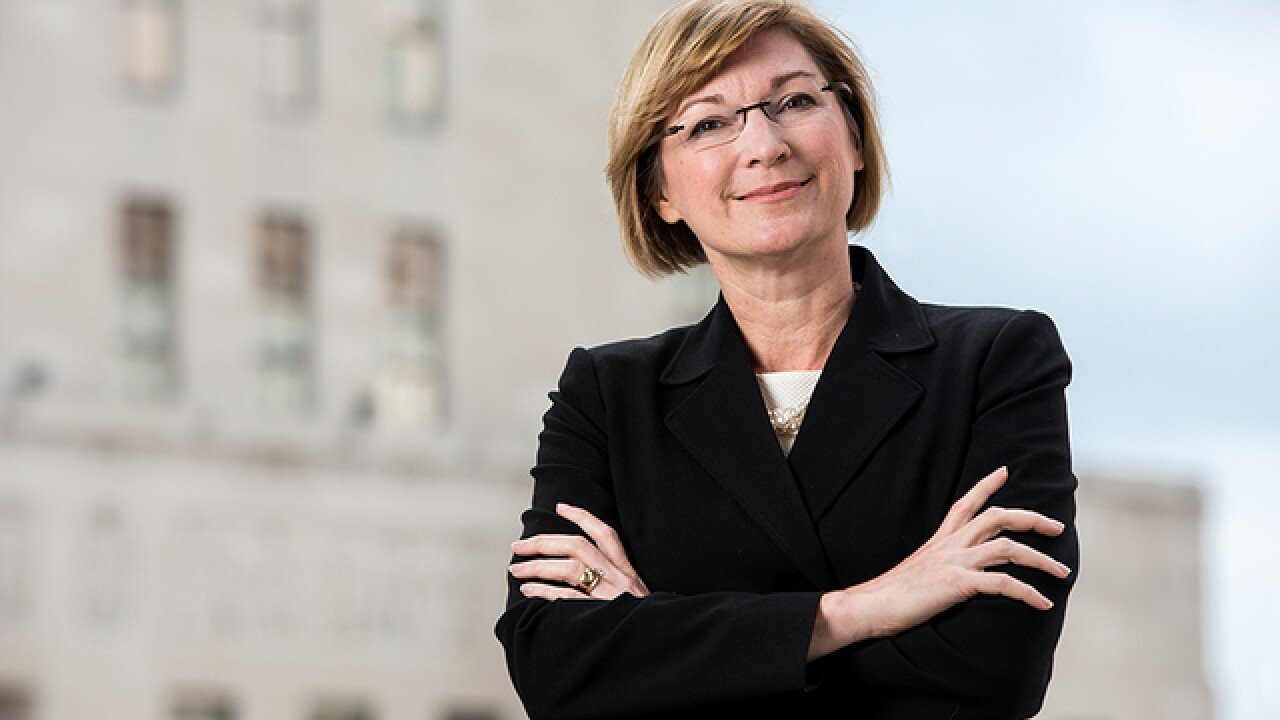 Jackson County Prosecutor Jean Peters Baker to run for Missouri Democratic Chair
