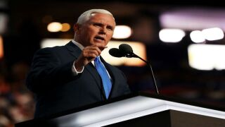Gov. Pence says he'll work to make campaign events open to all media