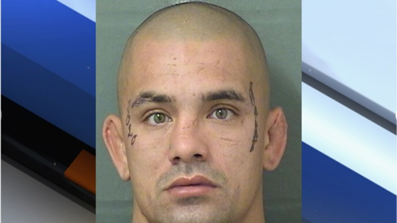 Jupiter stabbing suspect arrested