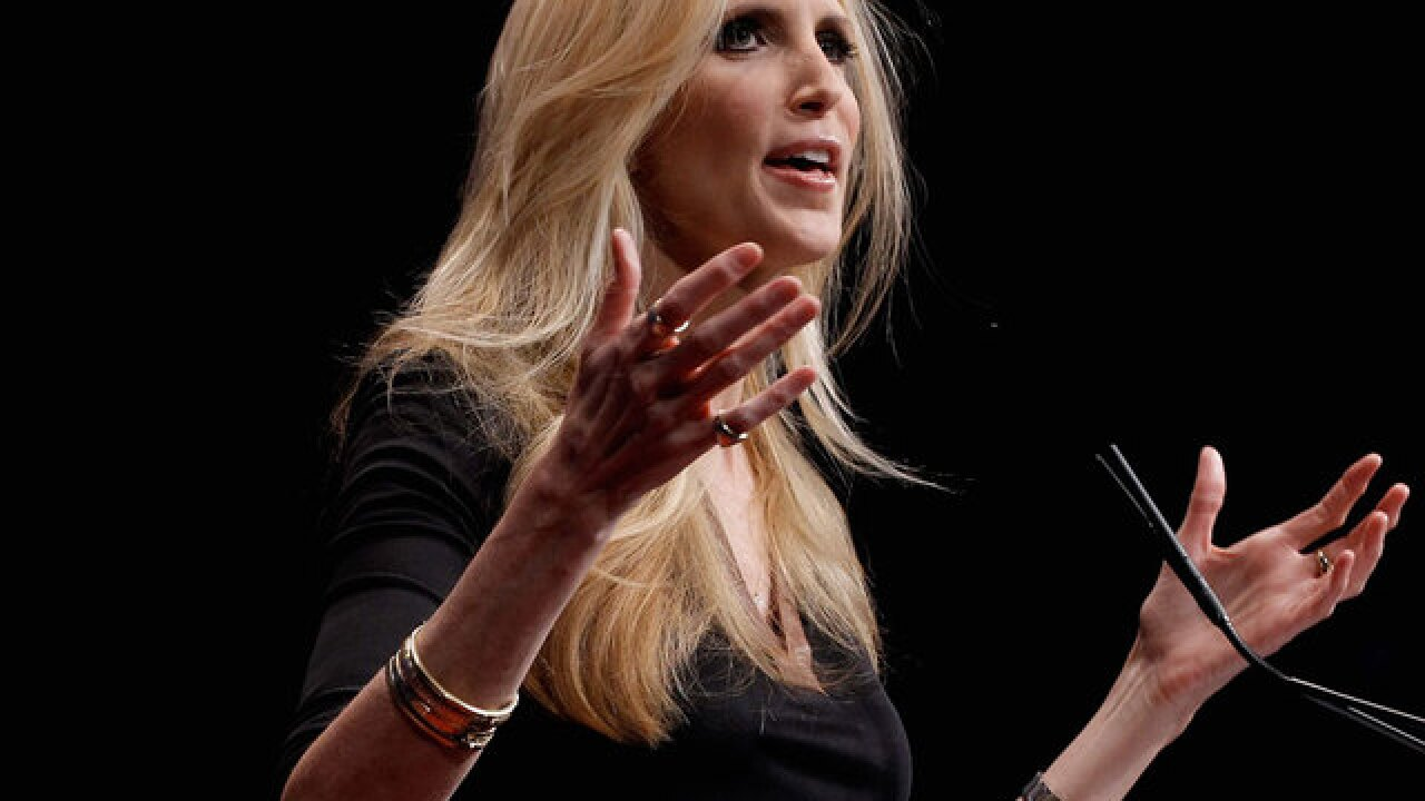 Conservative commentator Ann Coulter to speak in Boulder later this month
