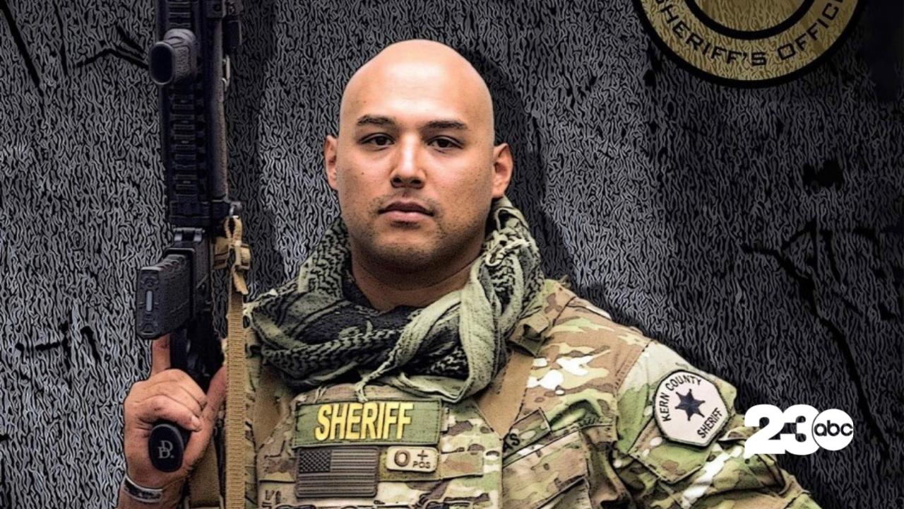 Deputy Phillip Campas, Bakersfield, July 26, 2021