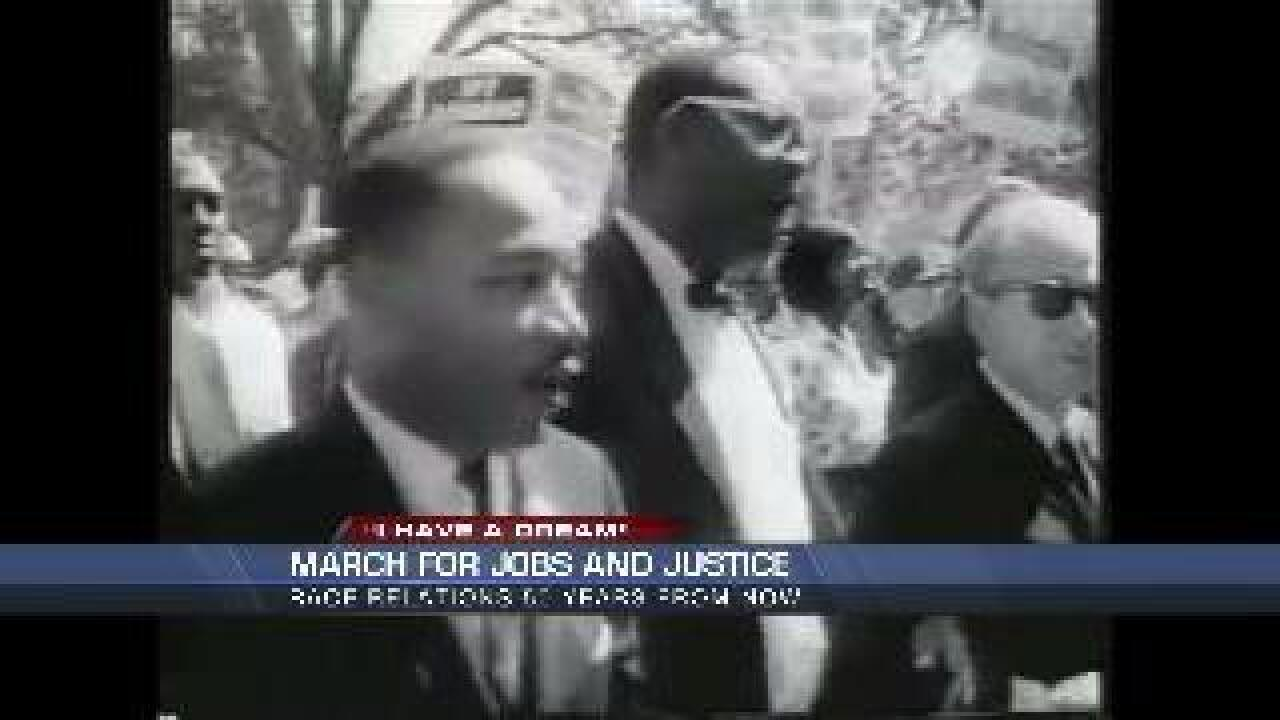 Wednesday marks 50th anniversary of 'I Have a Dream' speech