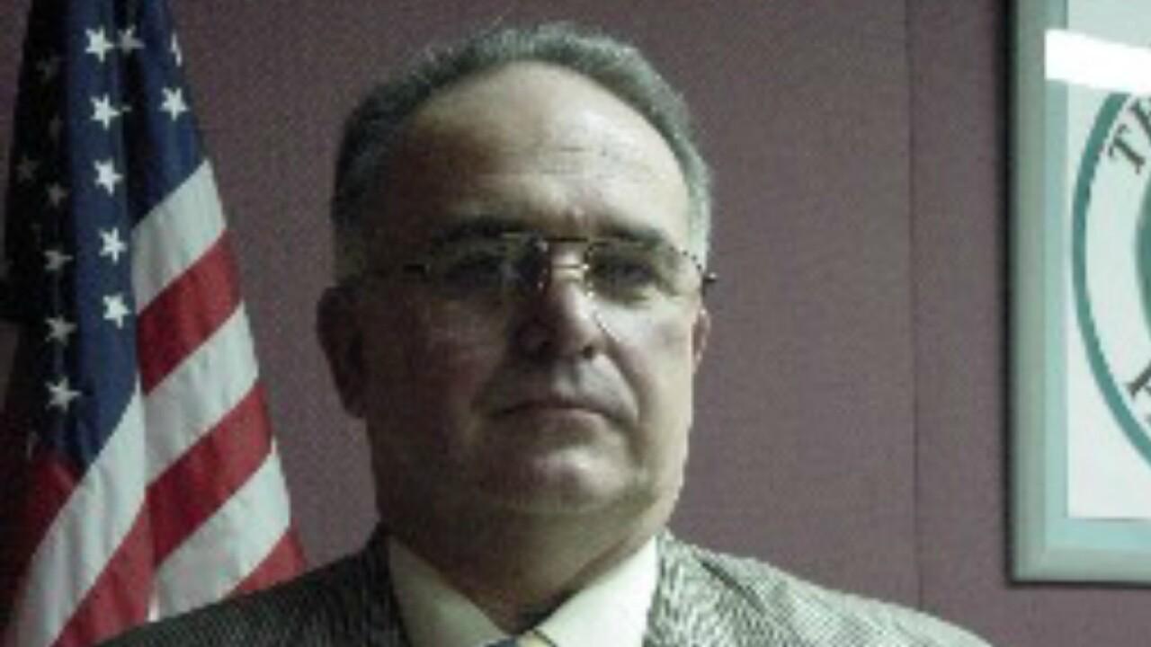 Palmetto City Commissioner Brian Williams