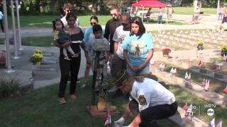 cpl sanchez fallen hoosier heroes memorial