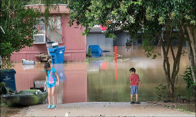 Flooding photos: Hurricane Harvey leaves parts of Texas under water