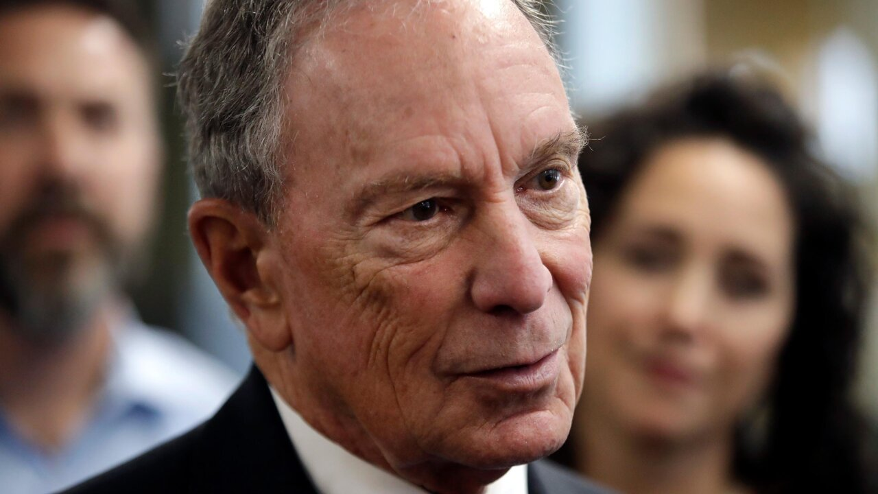 'I was wrong': Bloomberg apologizes for 'Stop and Frisk' policy ahead of potential 2020 bid