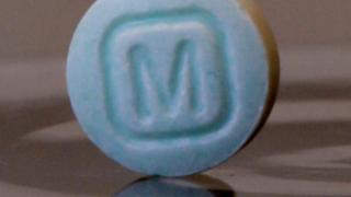Fentanyl, meth pill - fake prescription drugs
