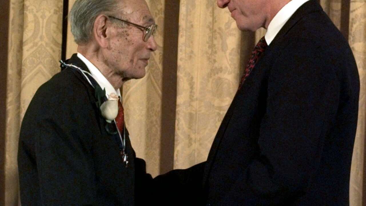 Arizona is honoring late civil rights icon Fred Korematsu, whose fight against Japanese American internment went all the way to the U.S. Supreme Court. AP photo.