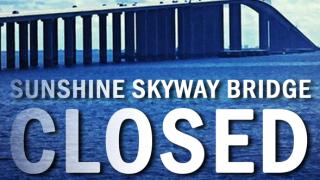 Sunshine Skyway Bridge Closed