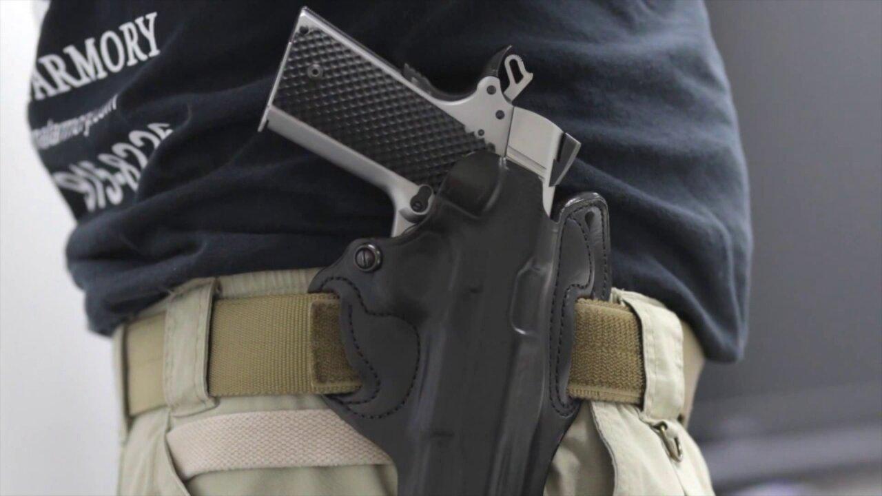 City Council votes to ban guns in Richmond buildings,parks