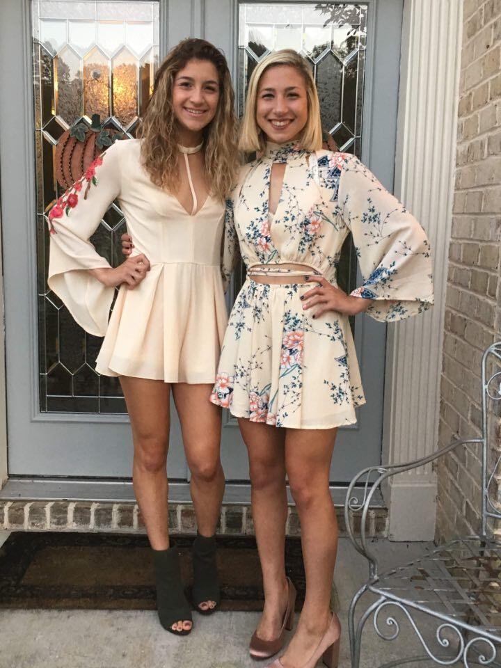 Trina and Demi Gerovasilis