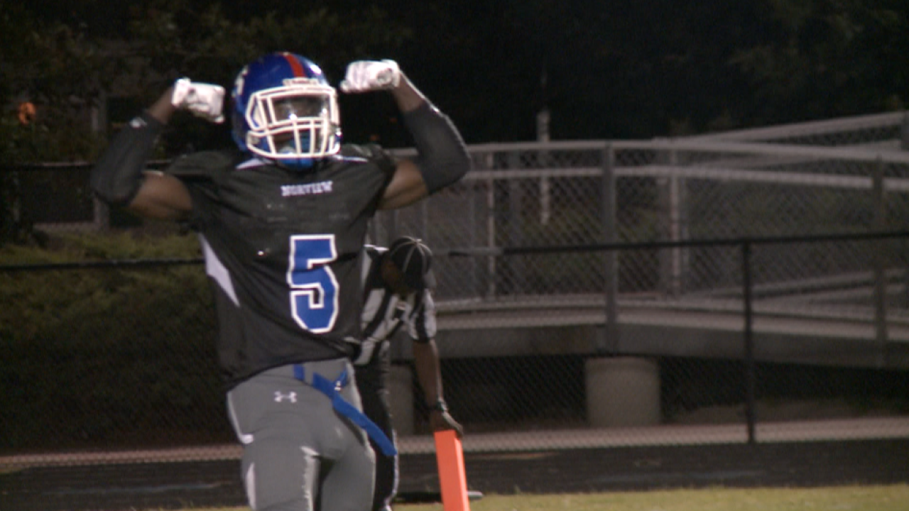 757 Showdown: Norview makes it three in a row over Maury 54-27