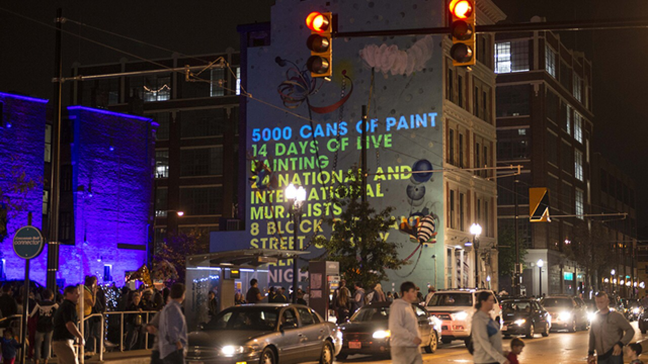 COLUMN: Here's what BLINK taught us about getting around Downtown, OTR