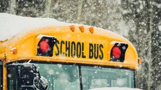 school closed snow day
