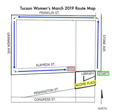 Tucson Women's March