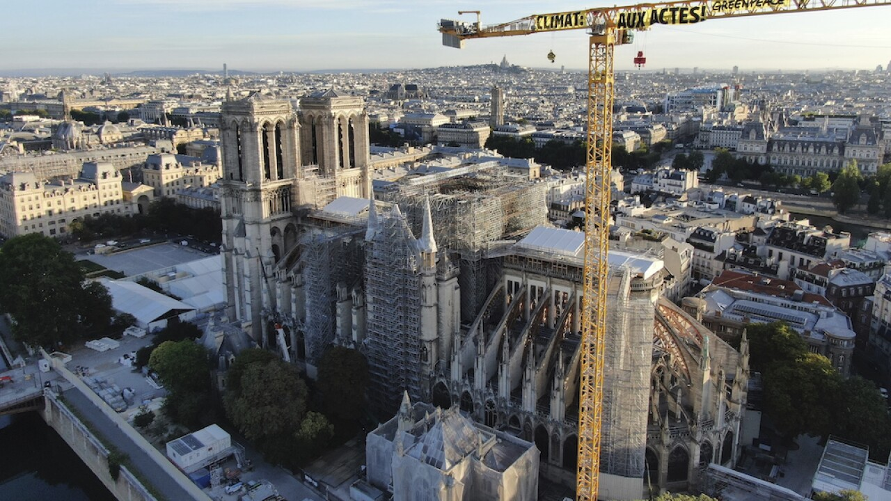 Notre Dame to rebuilt as it was before devastating fire — without modern elements
