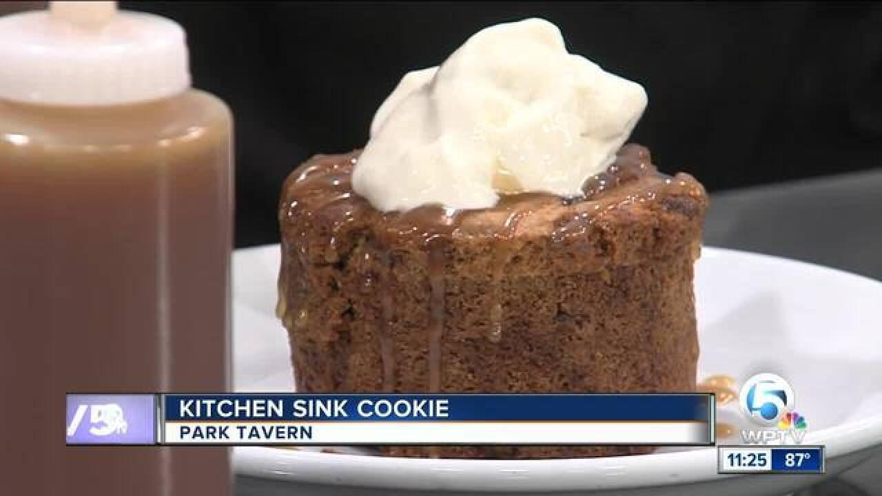 New dishes at Delray Beach's Park Tavern