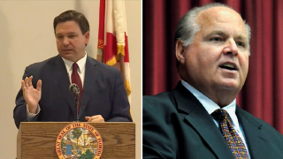 DeSantis announces proposals to strengthen 'election integrity,' says flags will be lowered for Rush Limbaugh