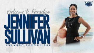 Jennifer Sullivan, FAU head women's basketball coach graphic