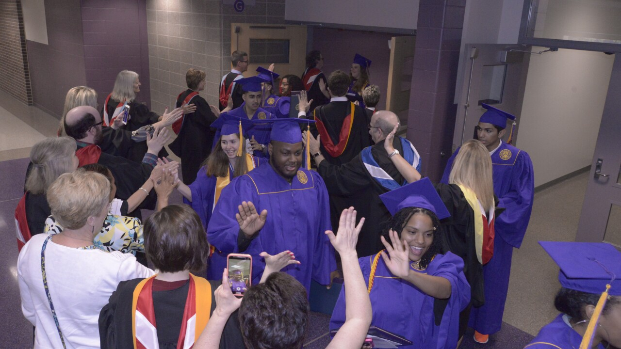 Ben Davis University HIgh School Graduation 2018.JPG