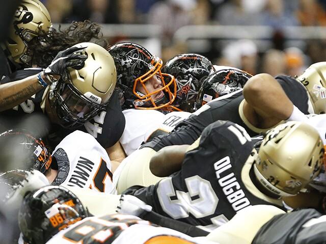 PHOTOS: Oklahoma State Cowboys beat Colorado Buffaloes 38-8 in Alamo Bowl