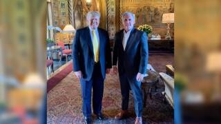 McCarthy Trump Mar-a-Lago