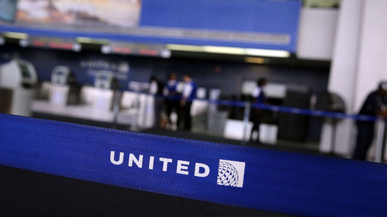 United Airlines shares set to plummet after shocking video goes viral