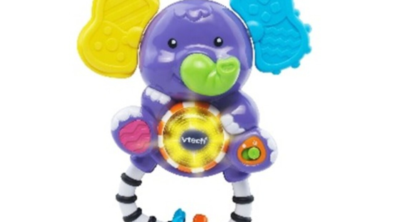 Two recalls on VTech products for young children