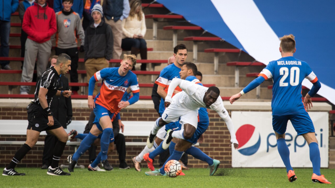 FOLLOW LIVE: FC Cincinnati's home opener