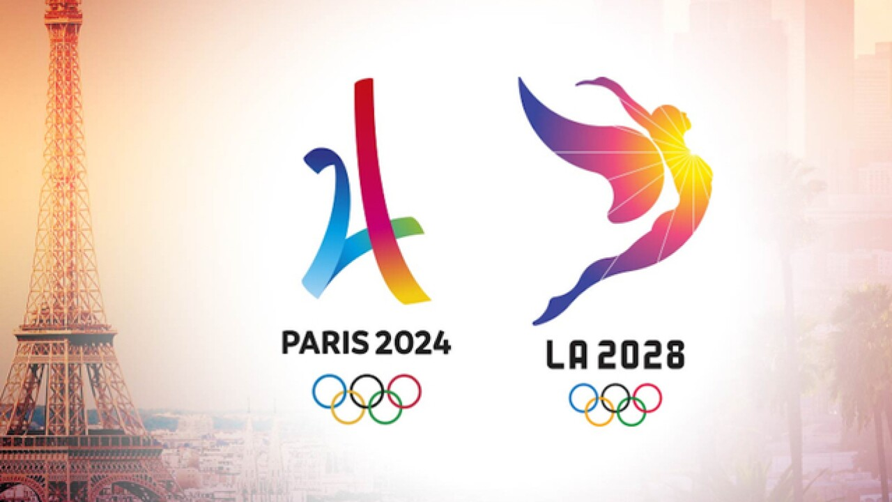 Paris and L.A. will officially host the Olympics in 2024 and 2028