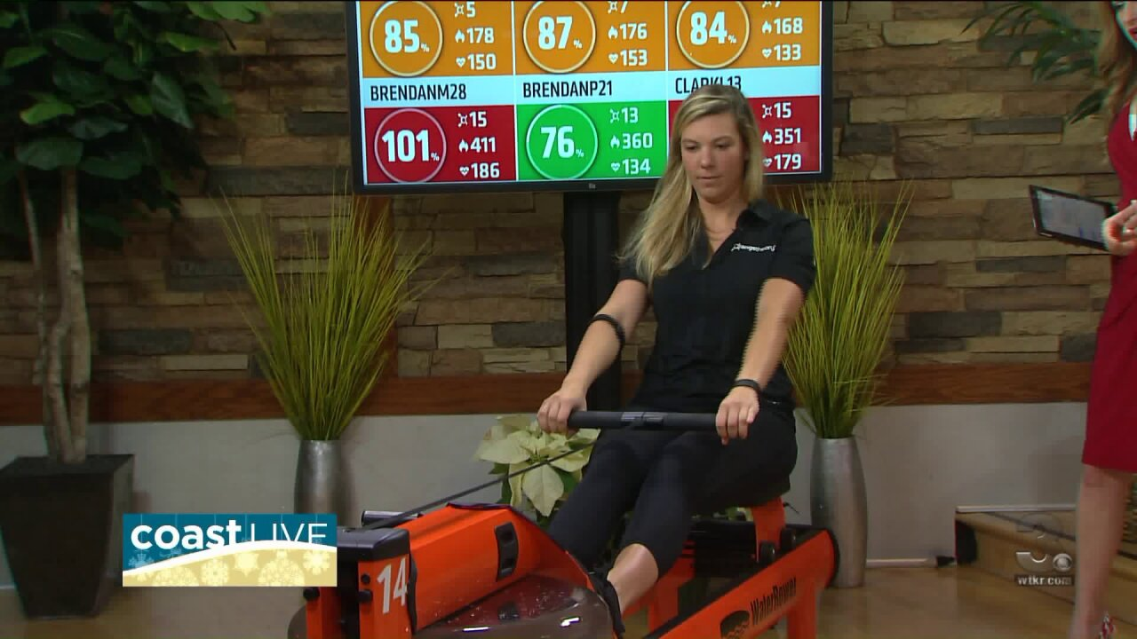 Stay in shape over the holidays with Orange Theory Fitness on CoastLive