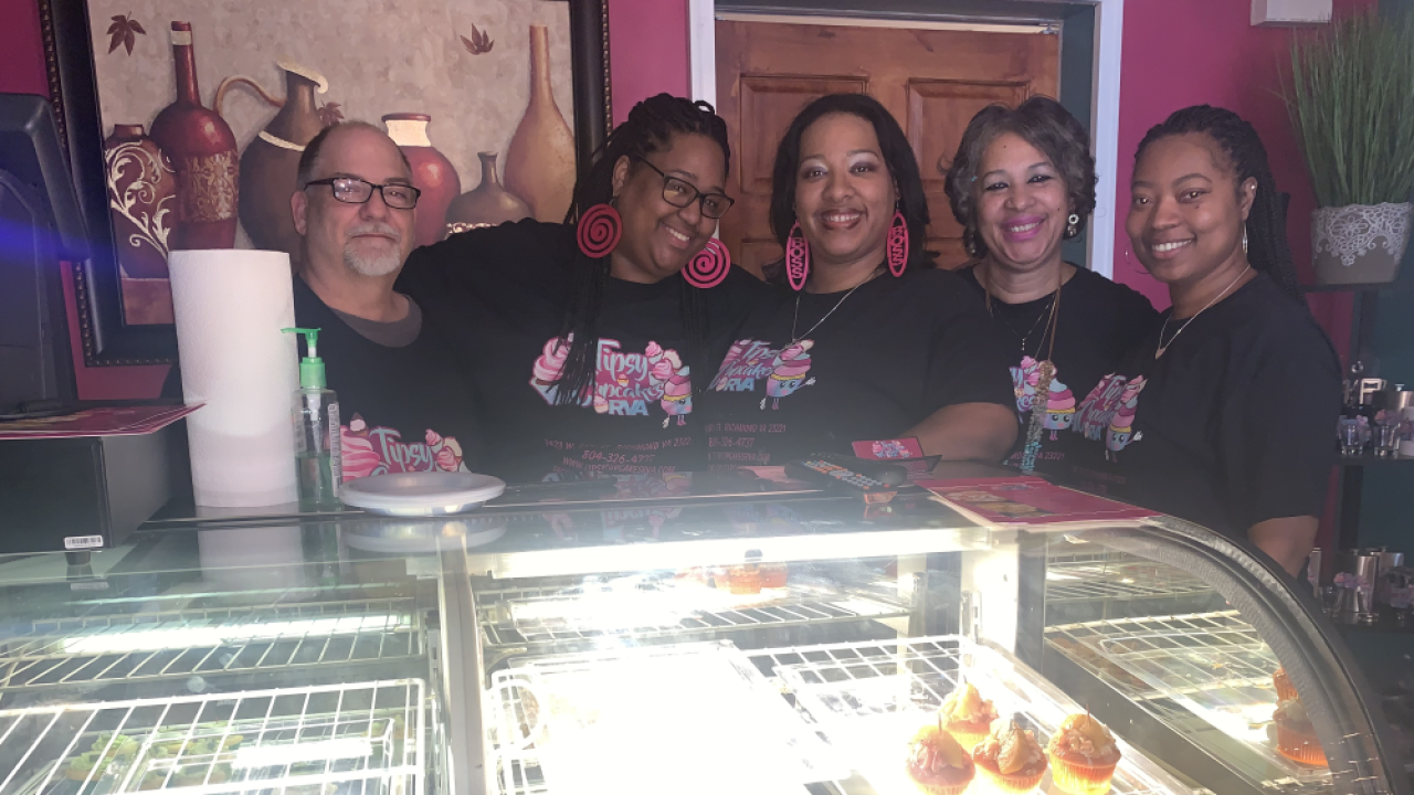 Boozy cupcake shop 'Tipsy Cupcakes' opens in Carytown