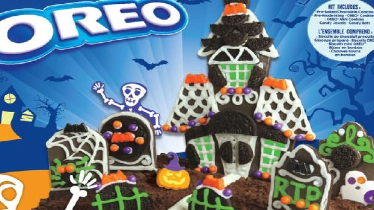Spooky Graveyard Cookie-decorating Kits Are The Halloween Version Of Gingerbread Houses