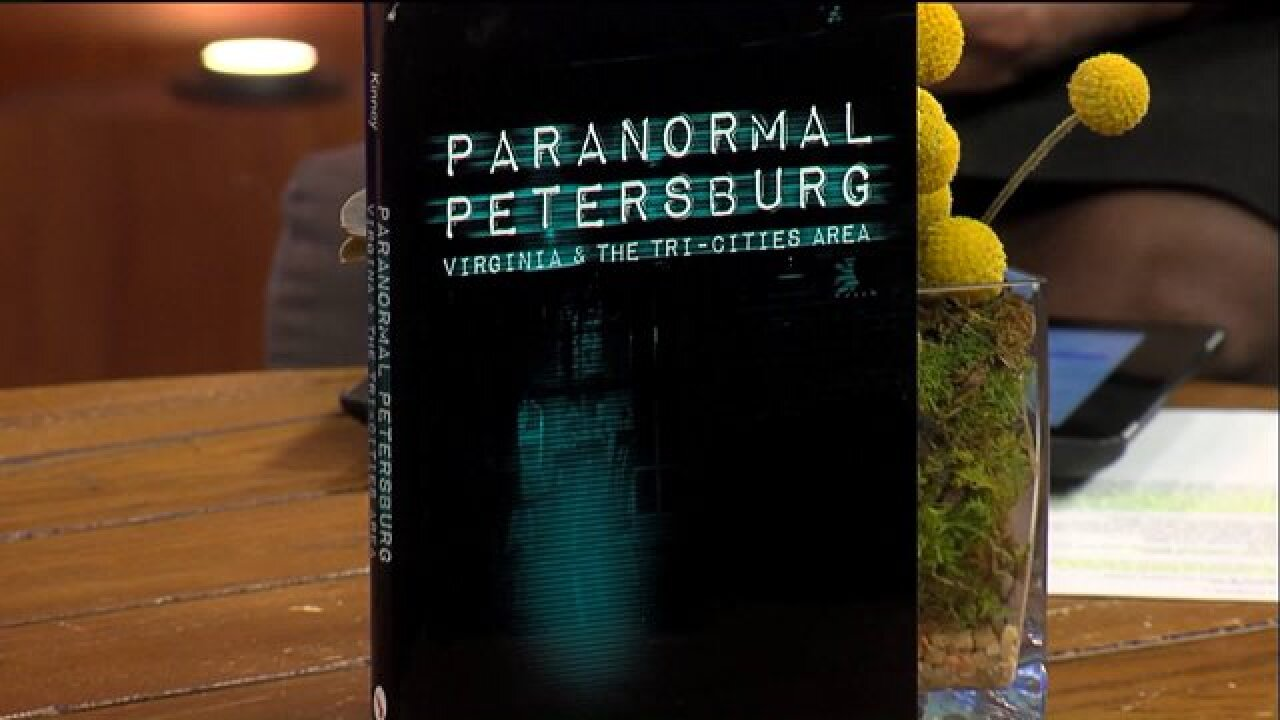 Meet local ghosts in Pamela K. Kinney's 'Paranormal Petersburg, Virginia & the Tri-Cities Area'