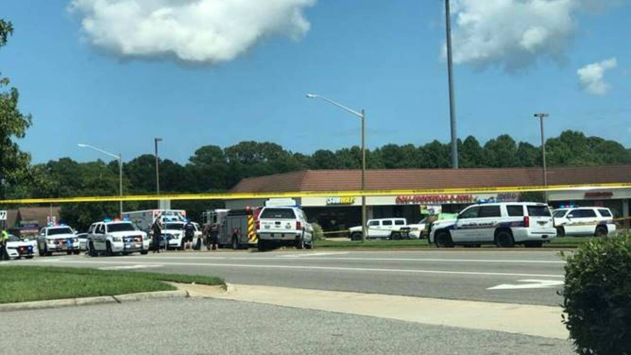 Officer discharges weapon at suspect during incident in VirginiaBeach