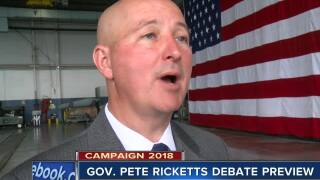 Gov. Ricketts sits down with KMTV