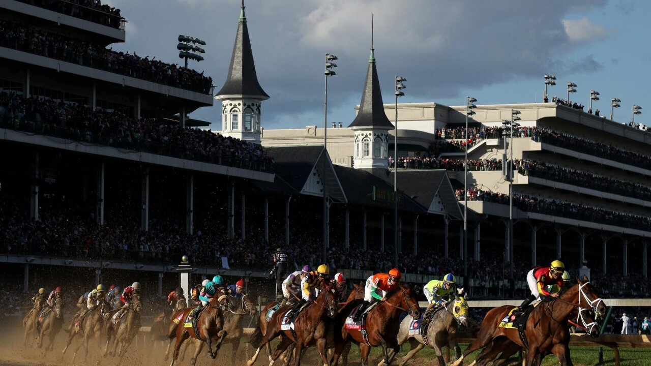 The Kentucky Derby is Saturday: 5 reasons not to miss it