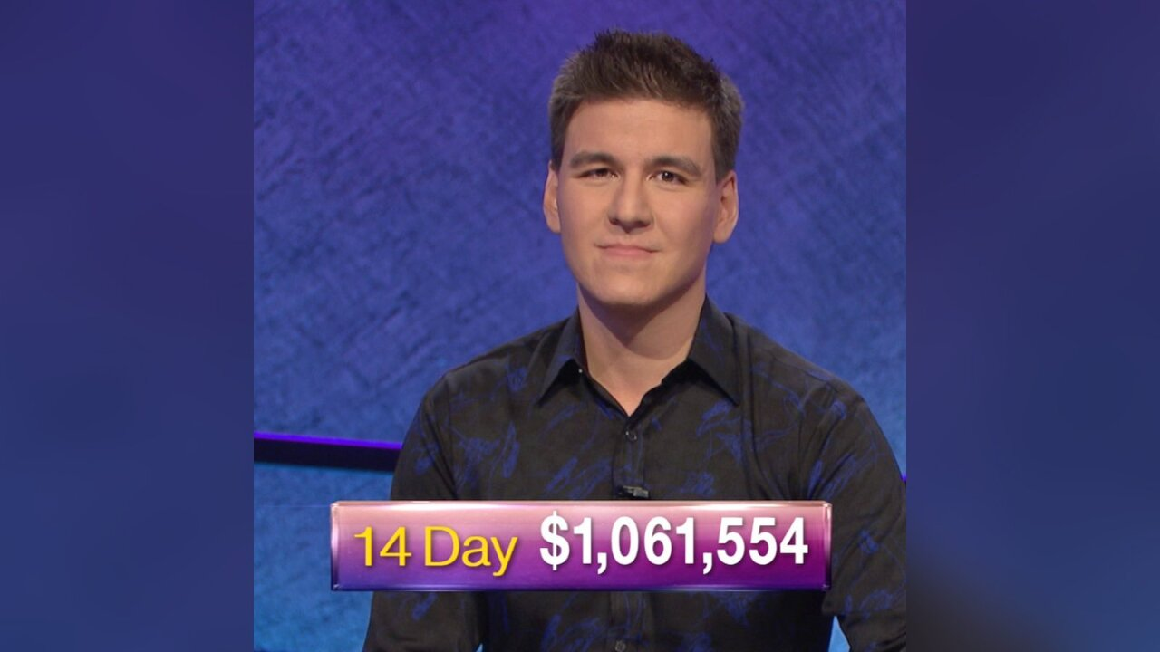 'Jeopardy!' contestant wins again, bringing his total to more than $1 million