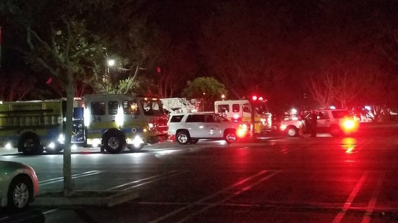 Multiple people injured in shooting at CA bar