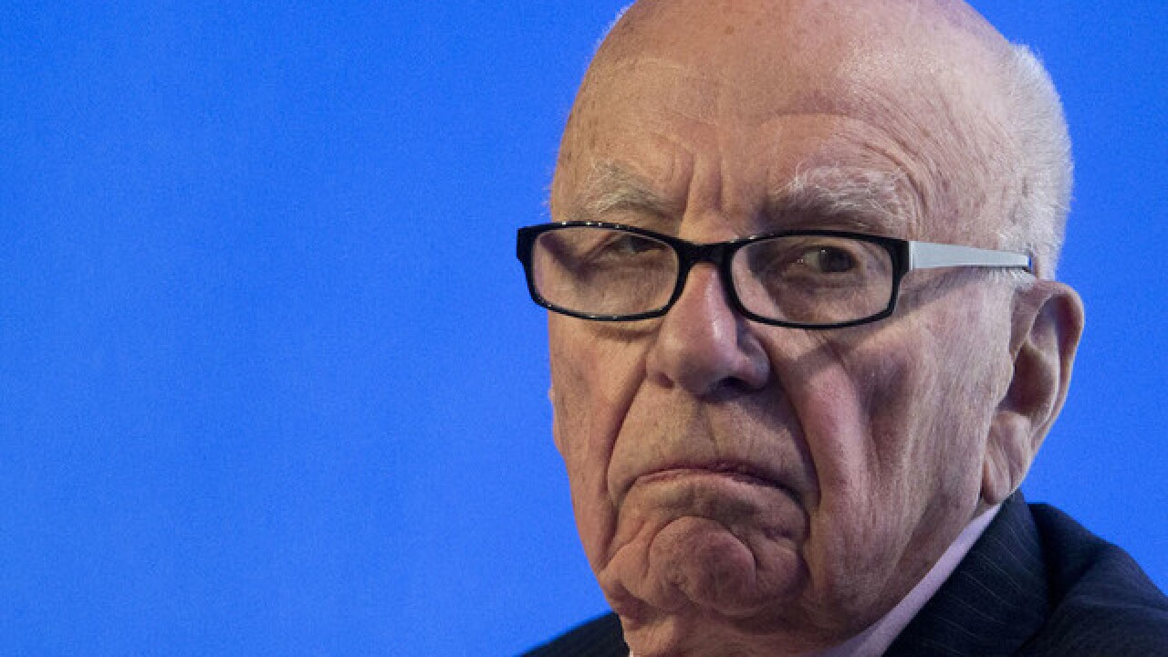 21st Century Fox agrees to take over Sky