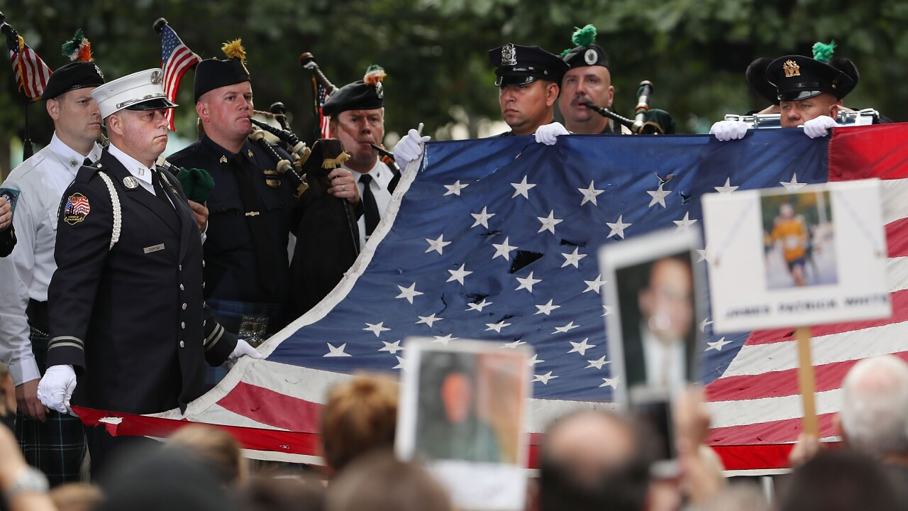 Events around Hampton Roads to pay tribute to September 11victims