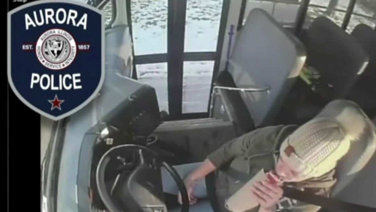 Illinois school bus driver accused of drinking beer while shuttling children