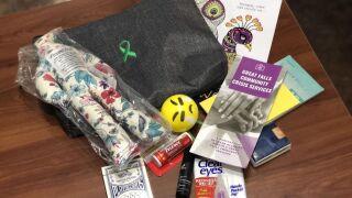 Anti-suicide kit