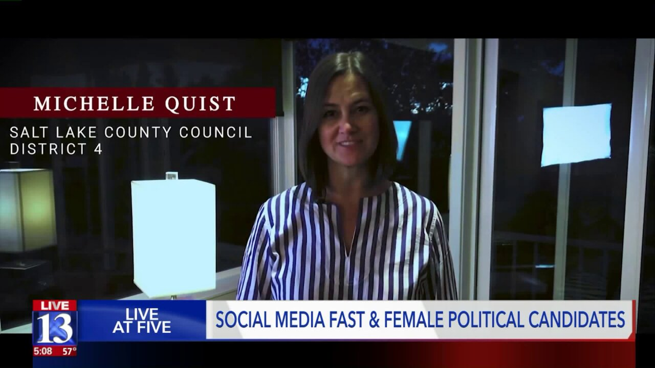 LDS female political candidates struggle to balance religion with political objective following social media fastrecommendation
