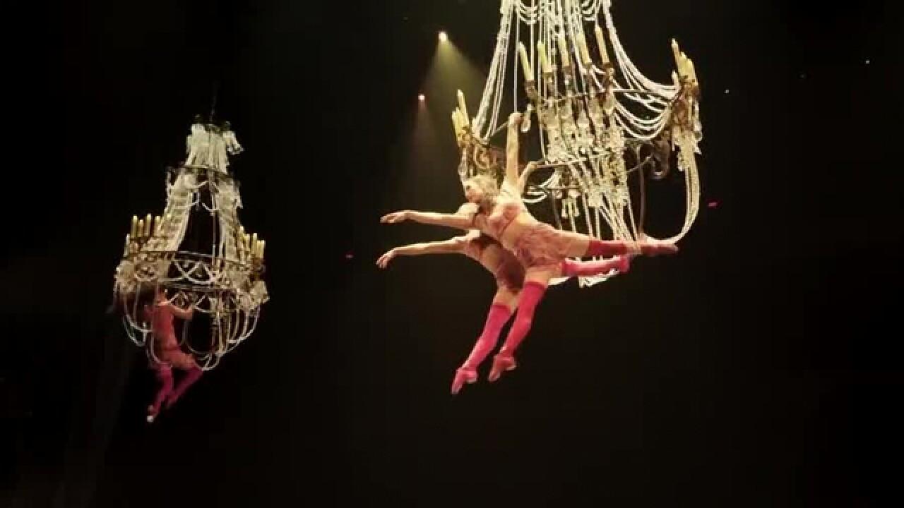 Cirque Du Soleil's CORTEO In Nashville This Weekend