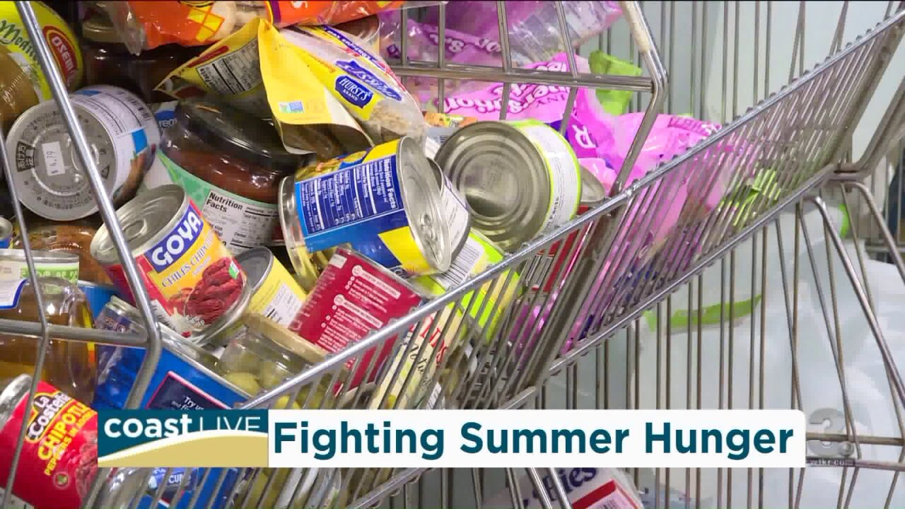 How you can help fight summer hunger in Southeastern Virginia on CoastLive