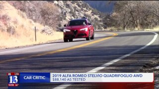 Car Critic: A truly 'sporty' SUV