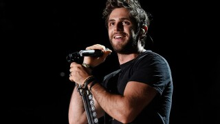Hear Thomas Rhett's new single 'Craving You' with Maren Morris